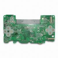 Buy cheap Hot-air Leveling Surface Finish High-density PCB Board with Maximum Size of 610 x 508mm from wholesalers