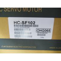 Buy cheap NEW 1KW 3-phase motor Mitsubishi HC-SF102 Industrial Control AC Servo Motor from wholesalers