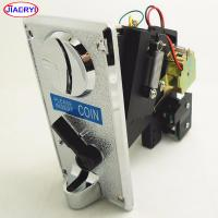 Buy cheap Stability Electronic Coin Selector With Roulette Machine from wholesalers