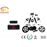 Buy cheap Bafang 350W Mid Crank Electric Bicycle Motor Kit With Battery / LCD Display from wholesalers