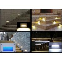 Buy cheap Decoration Lighting Led Indoor Stair Lights Stainless Steel Lamp Body Material from wholesalers