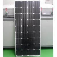 Buy cheap 150W monocrystalline Silicon solar panel for solar power system, solar generation solar module from wholesalers