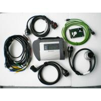 Buy cheap Benz Sd C4 Heavy Duty Truck Diagnostic Scanner Support Wifi 100% With Cf52 Laptop from wholesalers