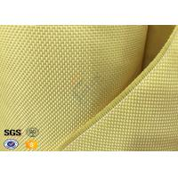 Buy cheap Anti-static Fire Retardant 100 % Kevlar Clothing Fabric To Protective Clothing from wholesalers