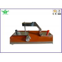 Buy cheap 5±0.1mm Dielectric Tensile Strength Testing Machine With Impact Metal Bar 20mm from wholesalers