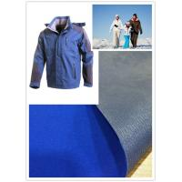 Buy cheap Skiing Wear Soft Nylon Taslon Fabric Water Repellent Dyed Bonding With Tricot from wholesalers