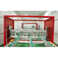 China PV Modules 180 Degree Turnover Testing Conver, Solar Panel Assembly Machinery on sale
