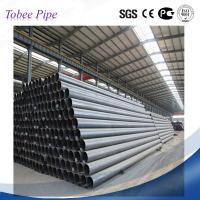 Buy cheap 4 inch ASTM A106 carbon steel welded pipe price per meter from wholesalers