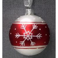 Buy cheap Christmas Glass Ball from wholesalers