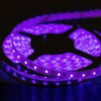 Buy cheap Purple Flexible LED Strip with IP65/IP67 Protection/SMD 5050 Light Source/5-meter/Roll Quantity product