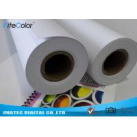 Buy cheap Inkjet Matte PP Synthetic Paper , Poster Tear resistant Paper 8mil Thickness from wholesalers