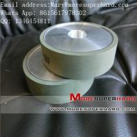 Buy cheap 1A1 flat shape resin CBN grinding wheel for HSS Mary@moresuperhard.com from wholesalers