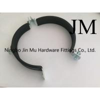 Buy cheap 8 Inch Galvanized Steel Tubing Support Clamps ,Adapt the size of the pipeline from wholesalers