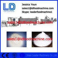 Quality Big Capacity Extruded Modified Starch Plant for sale