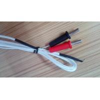 Buy cheap Universal stable Multimeter Test Lead Banana – Shape Red & Black customized from wholesalers