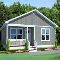 Buy cheap Earthquake Proof Prefab House/ Modular Homes Bungalow Prefab Mobile Homes from wholesalers