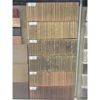 Buy cheap Clay Interior Brick Facade Low Water Absorption For Widely Buildings from wholesalers