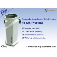 Buy cheap Acne / Wrinkle Removal , Face Lifting Needle Free Mesotherapy Machine from wholesalers