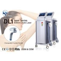 Buy cheap High Power Vertical 808 Diode Laser Hair Removal Machine Device For Salon from wholesalers