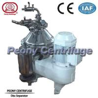 Buy cheap Three Phase Milk Separator - Centrifuge For Fat Removing From Milk product