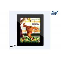 Buy cheap Indoor Crystal LED Light Box , Laser Dot LED Lightboxes For Photography Display product