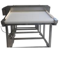 Buy cheap High Sensitivity Inclined Food Metal Detector Conveyor Belt With Multi - Reject System from wholesalers