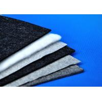Buy cheap Needle Punched Polyester Non Woven Felt Auto Interior Decorative from wholesalers