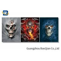 Buy cheap Scary Skool 3D Picture Lenticular Flip Home Decor Photo With Black Frame from wholesalers