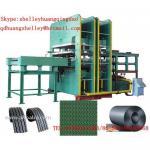 Buy cheap interlocking rubber floor mat vulcanizing press from wholesalers