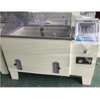 Buy cheap Polyvinyl Chloride Salt Spray Test Equipment With Intelligent Lcd Touch Screen from wholesalers
