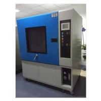 Buy cheap Stainless Steel Environmental Test Chamber , IPX5 /X6 Sand And Dust Test Chamber from wholesalers