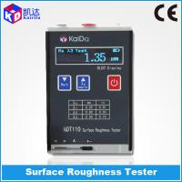 Buy cheap manufacture metal surface roughness meter from wholesalers
