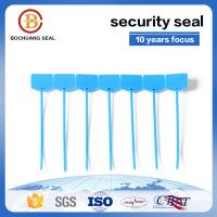 Buy cheap security plastic safety seal tags universal plastic security seal temper proof Requested seal lock from wholesalers