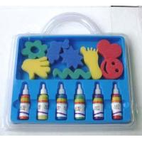 Buy cheap Paint with sponge brush,simple paint brushes for drawing kits from wholesalers
