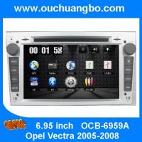 Buy cheap Ouchuangbo Auto DVD Radio GPS Navigation for Opel Vectra 2005-2008 USB RDS Multimedia System OCB-6959A from wholesalers