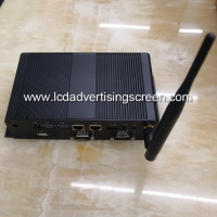Buy cheap RK3399 Android Media Player Box For Wireless High Definition Network from wholesalers