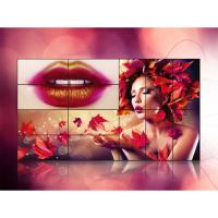 Buy cheap Advertising Display Seamless Video Wall Lcd Monitors , Indoor Lcd Wall Display from wholesalers