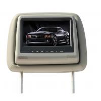Buy cheap 7 HD LED DVD, SD, USB, IR, FM, Games, Joysticks, Speakers Portable DVD Player For Car Headrest from wholesalers