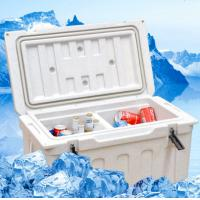 Buy cheap Roto Molded 80L Insulated Plastic Bins from wholesalers