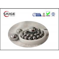 Buy cheap DIN Standard 1.3505 Precision Steel Balls 5/32 Inch Diameter Grade 10 In Stock product