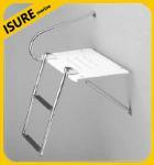Buy cheap New OB Transom Swim Platform & 2 Step Telescoping Ladder White Garelick from wholesalers