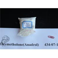 Quality Muscle Mass Anadrol Oxymetholone White Oral Raw Steroid Powders CAS 434-07-1 for sale