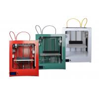 Buy cheap High Accuracy Dual Extruder ABS / PVA / PLA 3D Printer , 3D Printed Machine from wholesalers