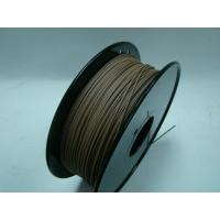 Buy cheap Markerbot 3d Printer Wood Filament , 3d printing consumables temperature 190 - 230°C product