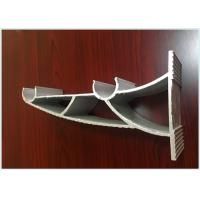 Buy cheap 6082 Anodized Aluminium Channel Profiles Normal Length 6m Special Shape from wholesalers