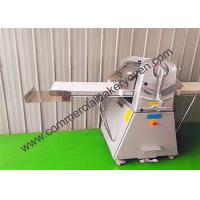 Buy cheap High Durability 1.1kw Bread Dough Sheeter Foldable Each Clean Space Saving from wholesalers