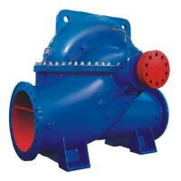 Buy cheap Water Suction Single Stage Double Suction Centrifugal Pump Blue Or Customized Color from wholesalers