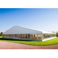 Buy cheap Movable Commercial ClearSpan Structure TFS Dome Canopy With Luxurious Decoration from wholesalers