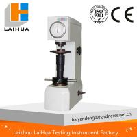 Buy cheap HR-150A Rockwell hardness tester -manual hardness tester,high quality harness testing mahcine from wholesalers