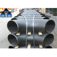 Buy cheap 90D Elbow ASTM A234 GR WP91 16 Inch SCH100 Stamping Forming stainless steel pipe fitting from wholesalers